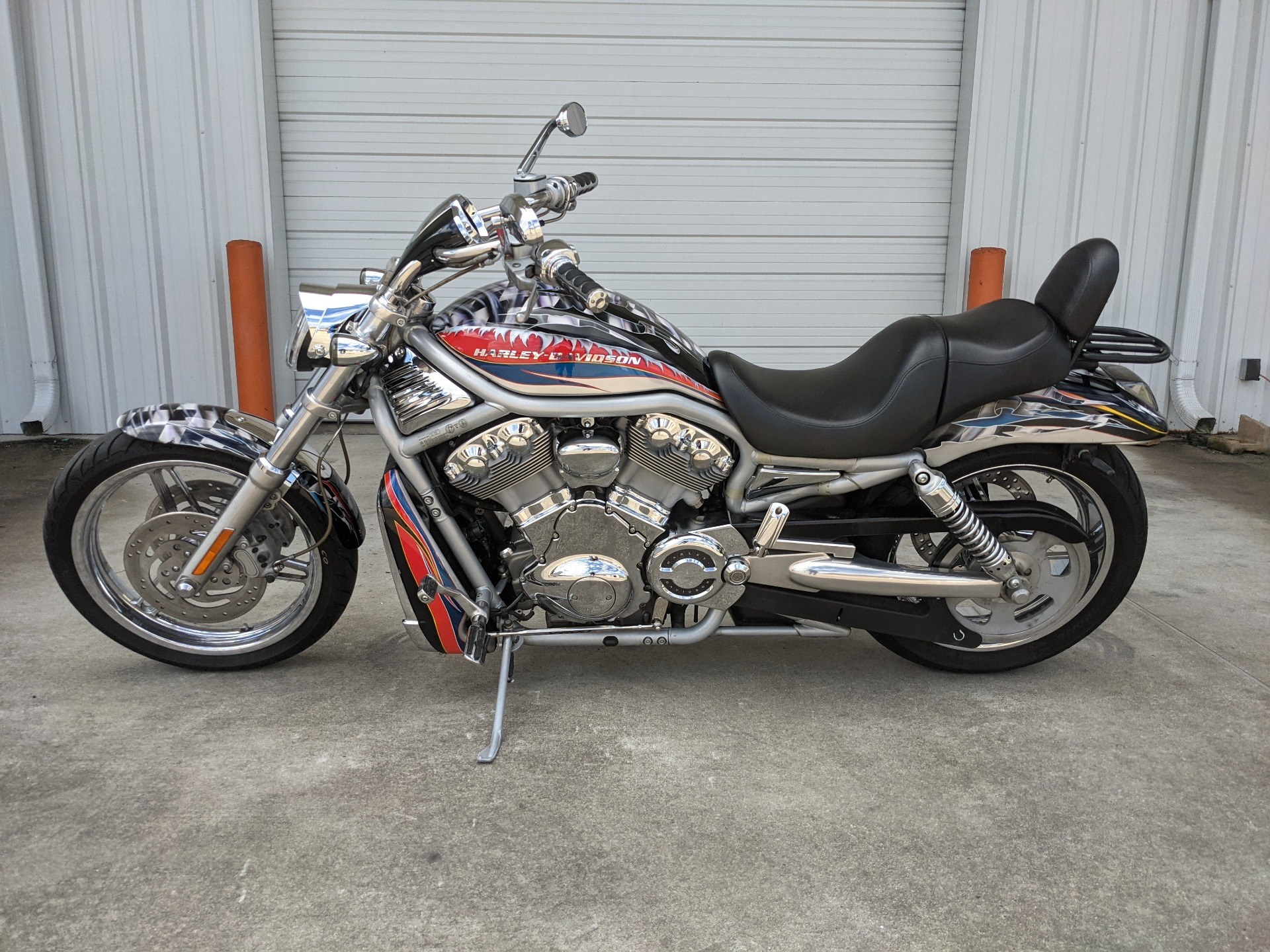2003 Harley V-Rod for sale mint - Photo 2