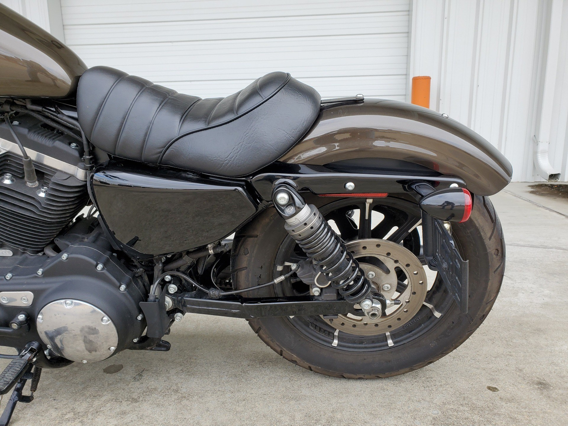 2020 Harley Sportster Iron 883 for sale - Photo 8