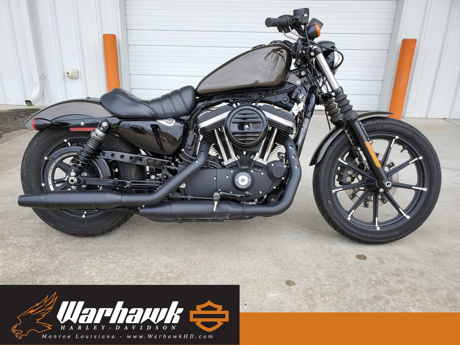 2020 Harley Sportster Iron 883 for sale - Photo 1