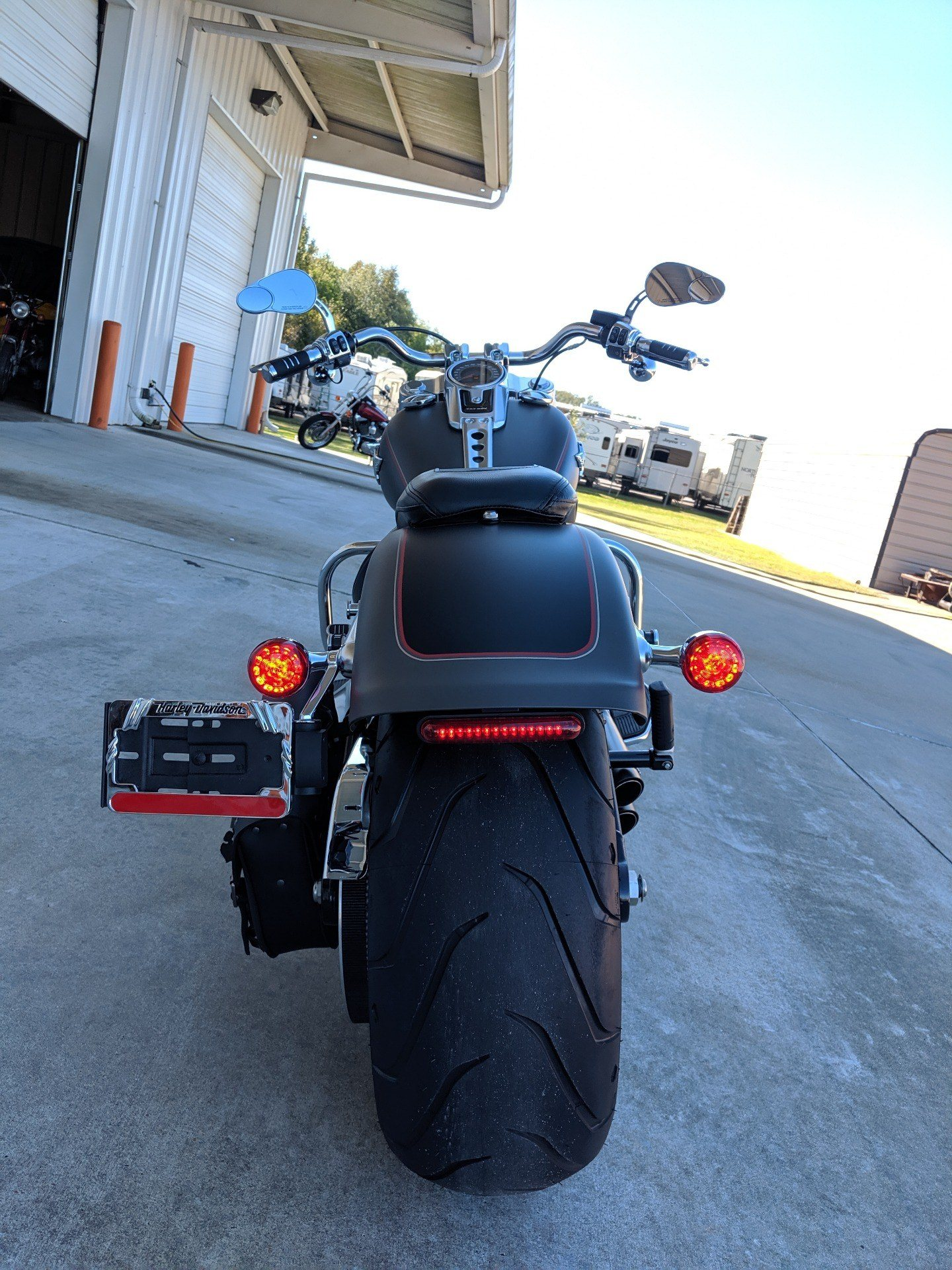 2019 Harley-Davidson Fat Boy® 114 in Monroe, Louisiana - Photo 10