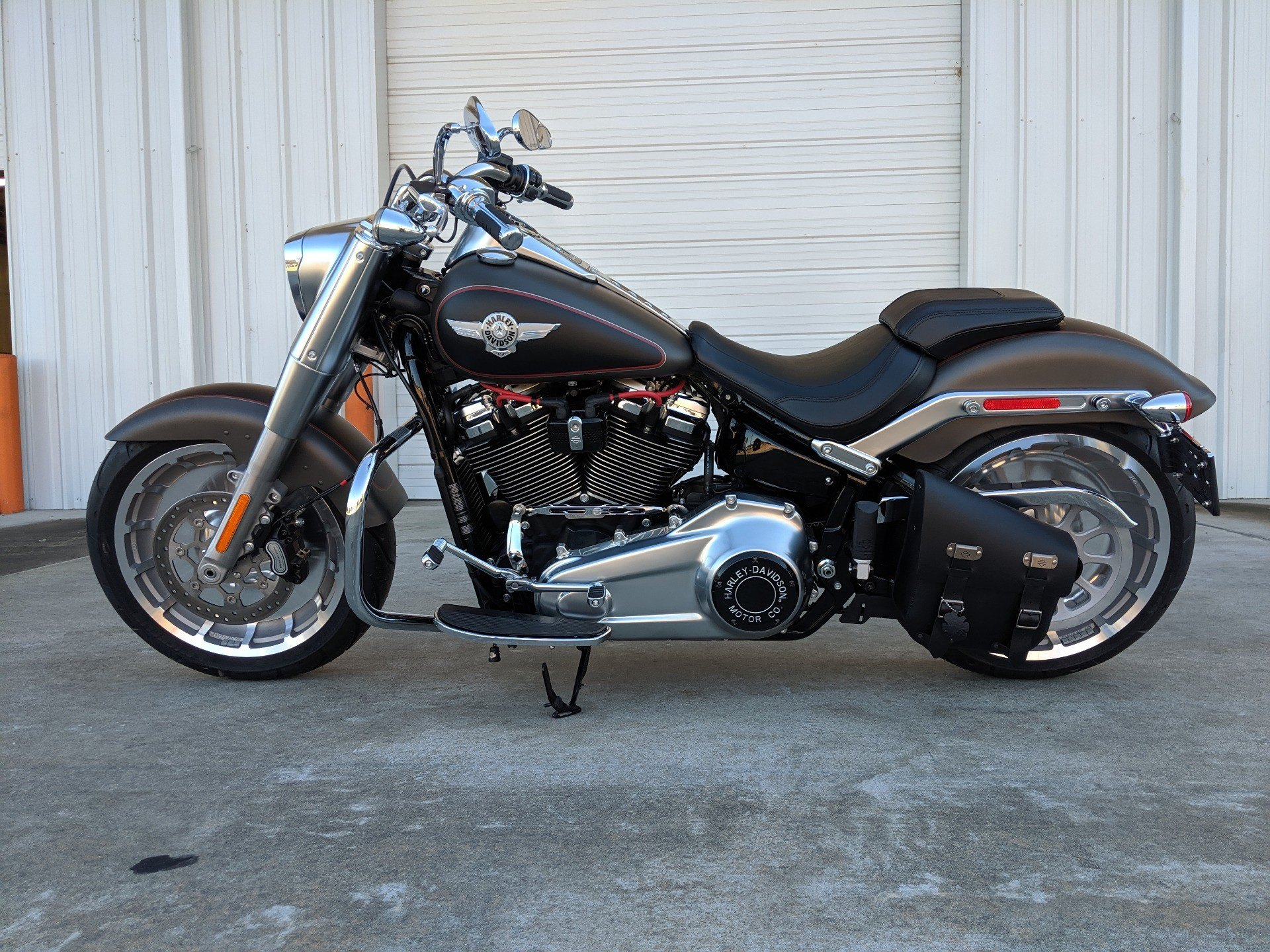 2019 Harley-Davidson Fat Boy® 114 in Monroe, Louisiana - Photo 2