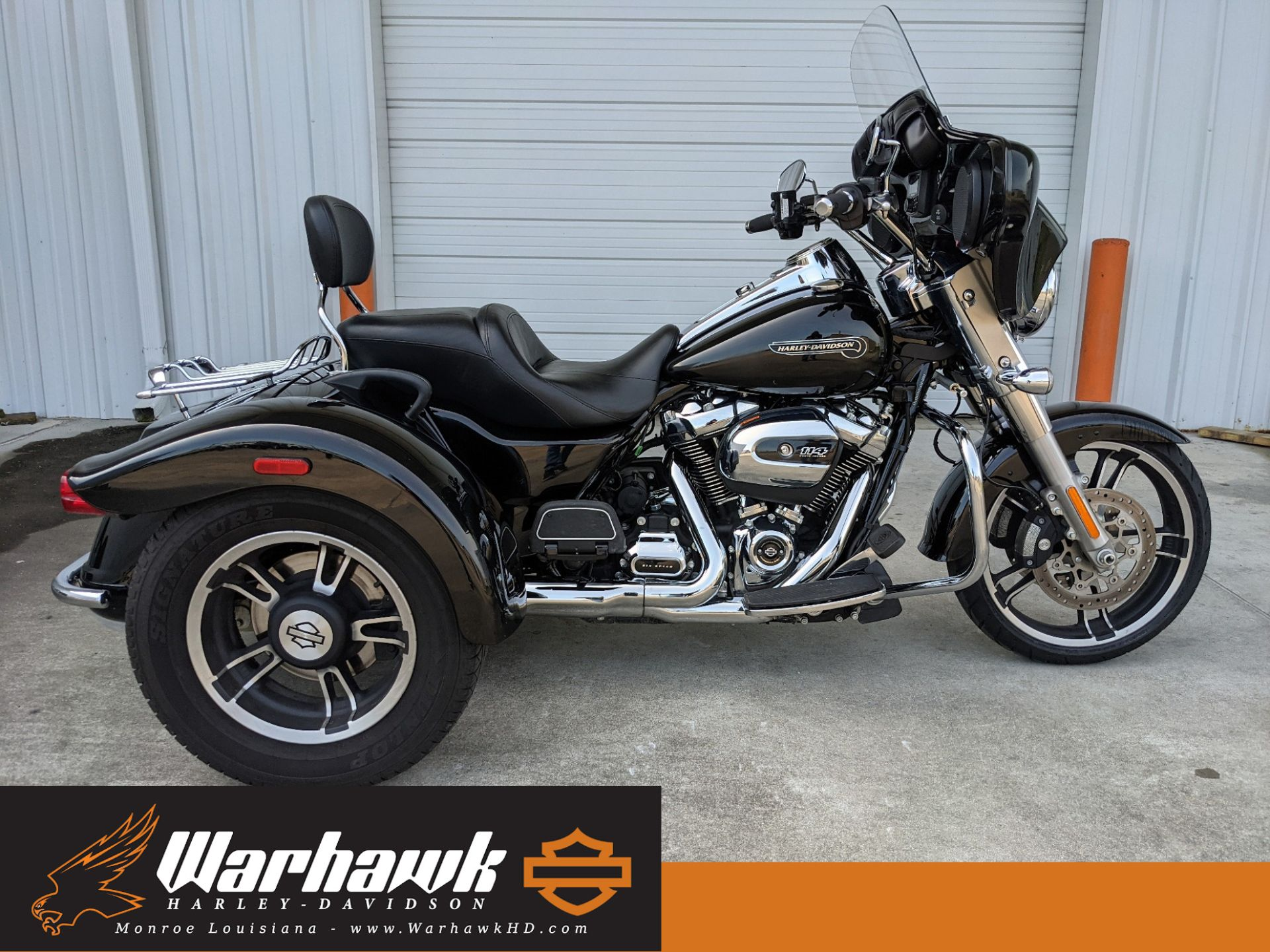 2019 Harley-Davidson Freewheeler® in Monroe, Louisiana - Photo 1