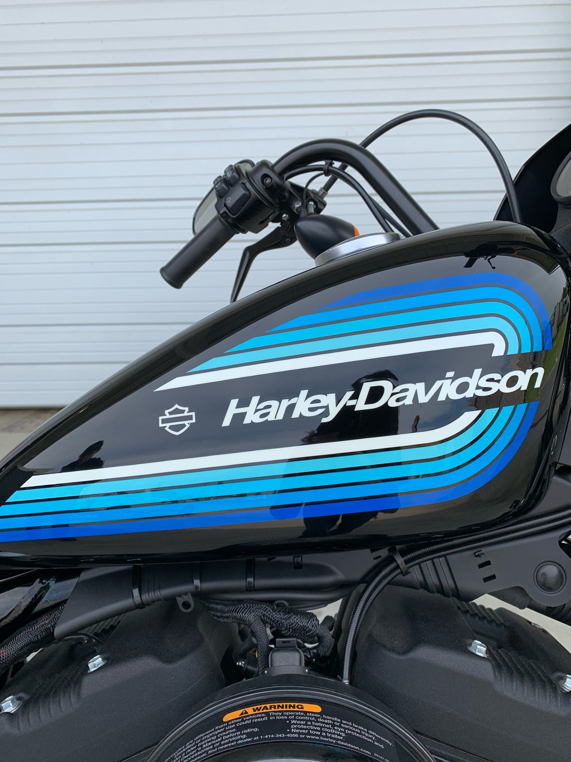 2019 Harley-Davidson Iron 1200™ in Monroe, Louisiana - Photo 3