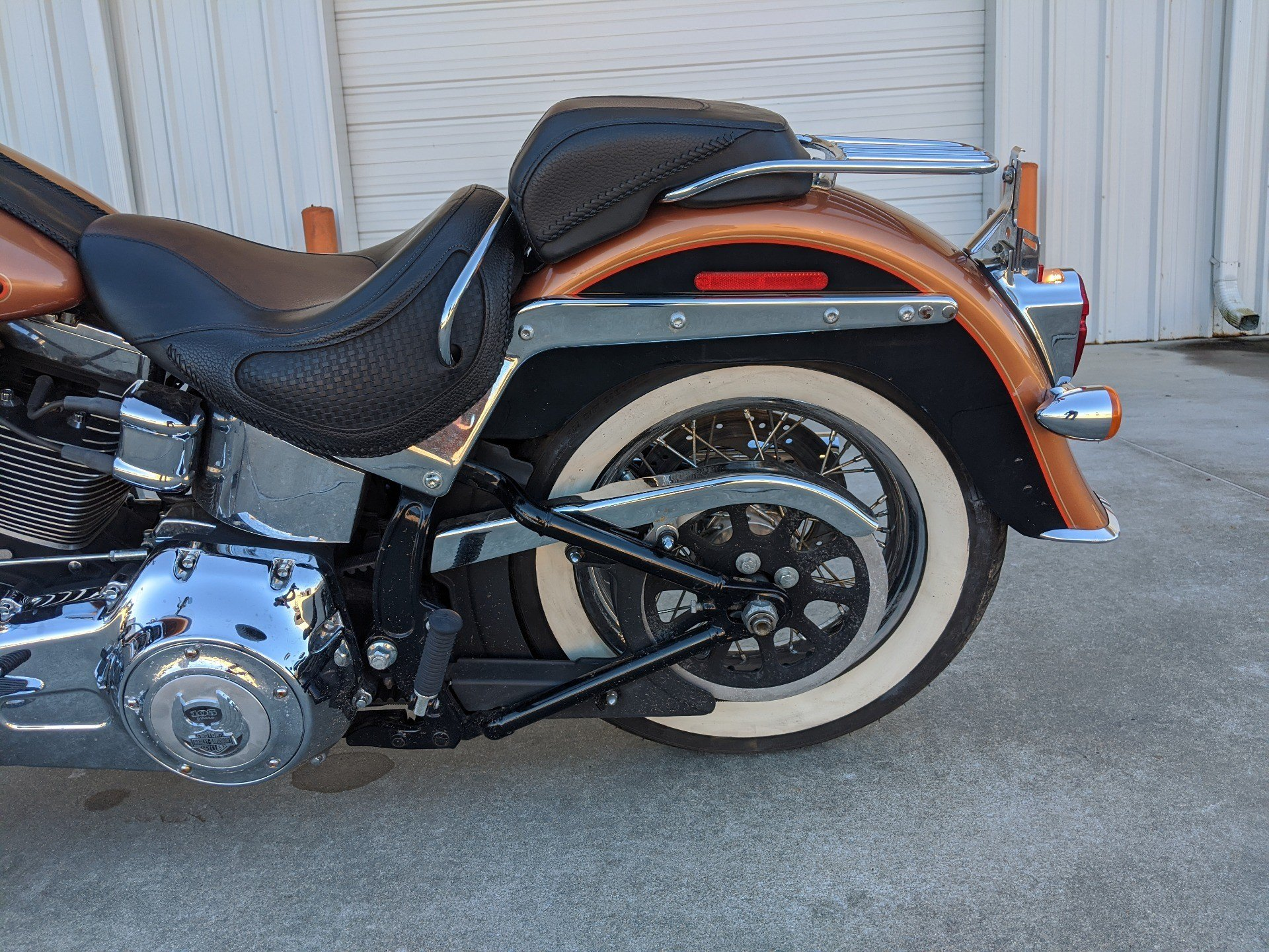 2008 Harley-Davidson Softail® Deluxe in Monroe, Louisiana - Photo 5