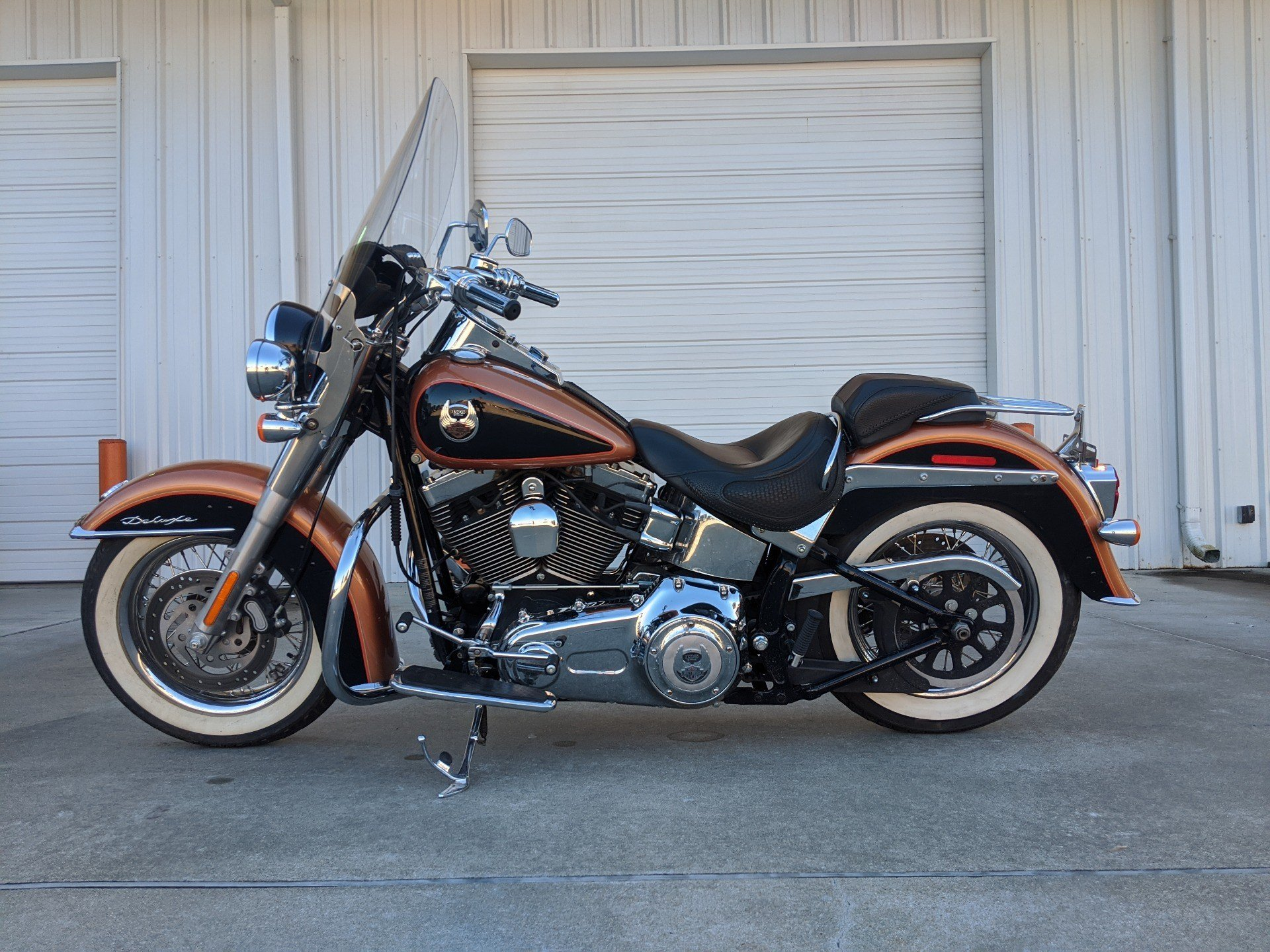 2008 Harley-Davidson Softail® Deluxe in Monroe, Louisiana - Photo 2