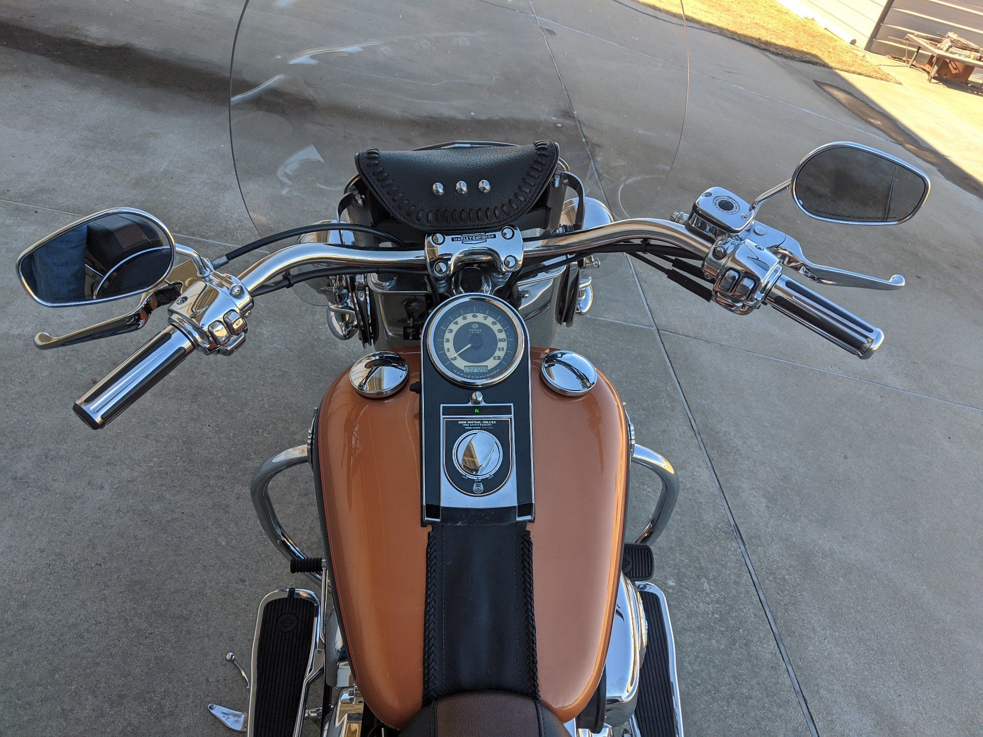 2008 Harley-Davidson Softail® Deluxe in Monroe, Louisiana - Photo 16