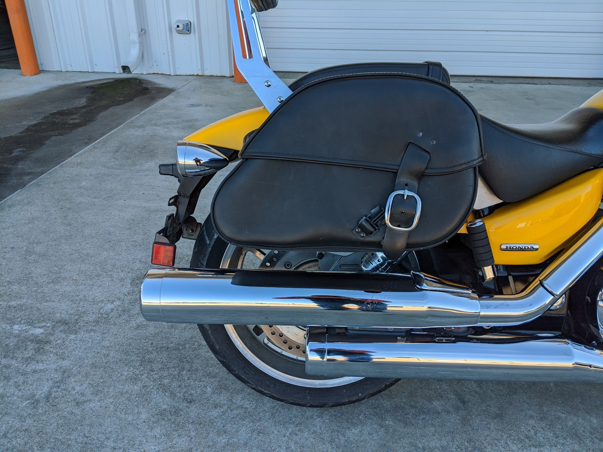 2007 Honda VTX™1800F in Monroe, Louisiana - Photo 8