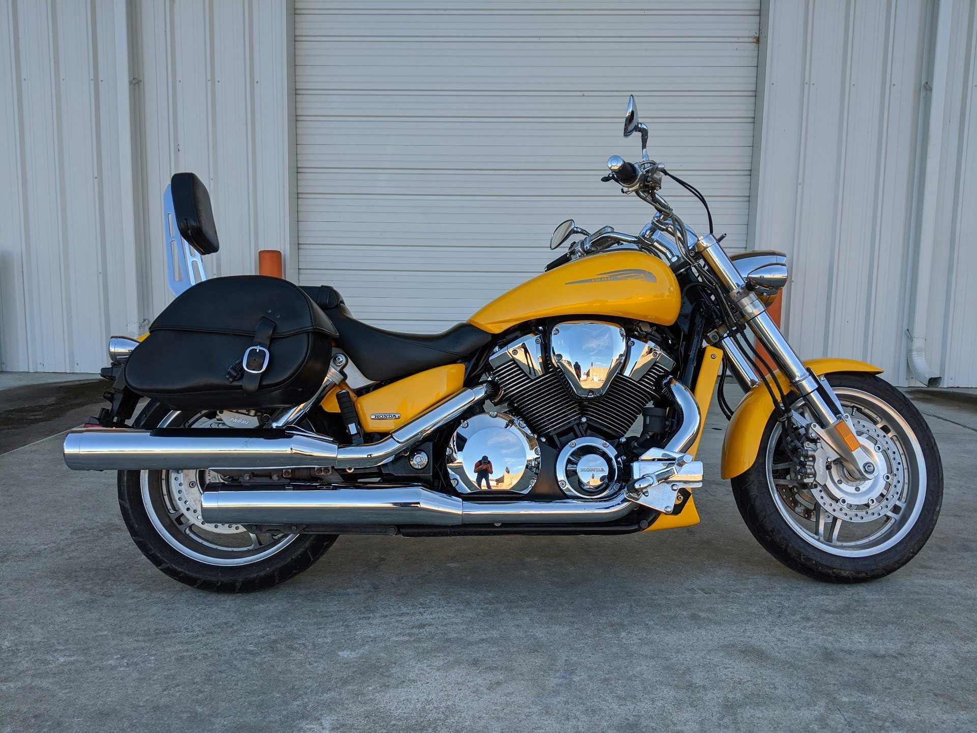 2007 Honda VTX™1800F in Monroe, Louisiana - Photo 1