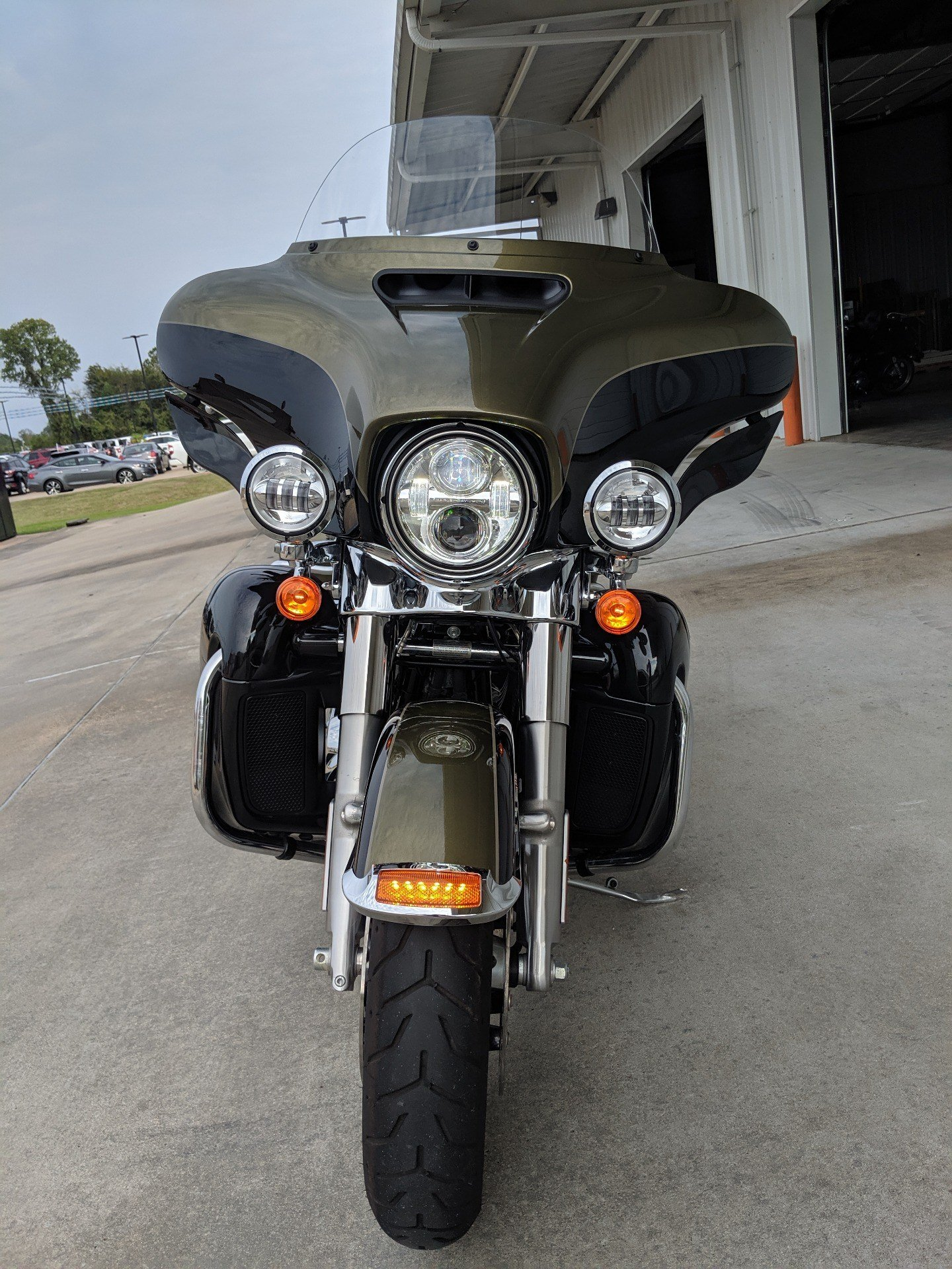 2018 Harley-Davidson Ultra Limited in Monroe, Louisiana - Photo 11