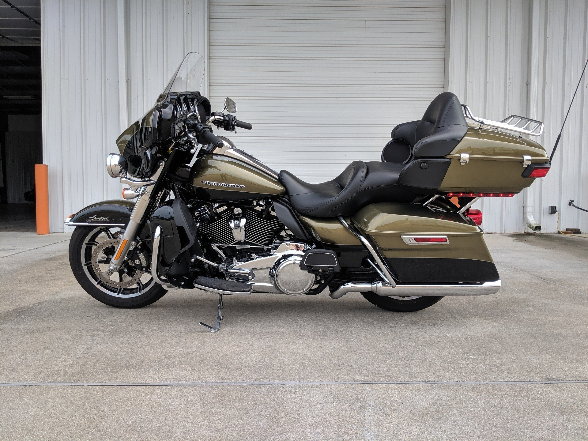 2018 Harley-Davidson Ultra Limited in Monroe, Louisiana - Photo 2