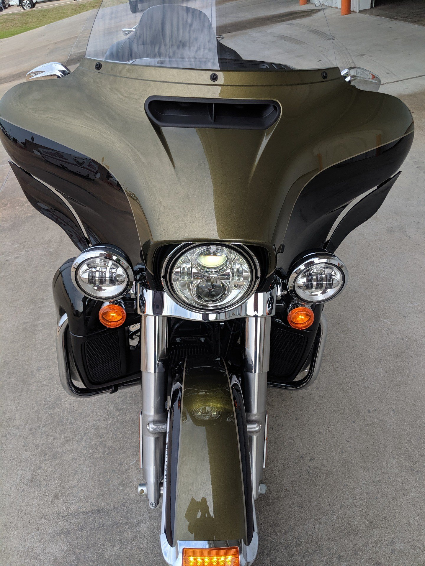2018 Harley-Davidson Ultra Limited in Monroe, Louisiana - Photo 12