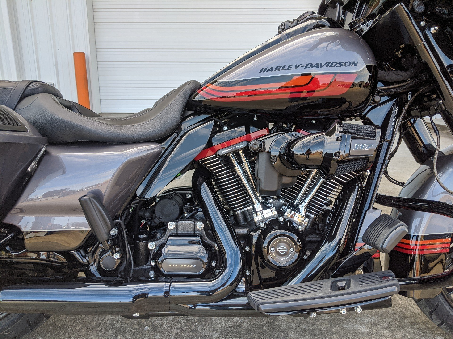 2020 Harley-Davidson CVO™ Street Glide® in Monroe, Louisiana - Photo 4