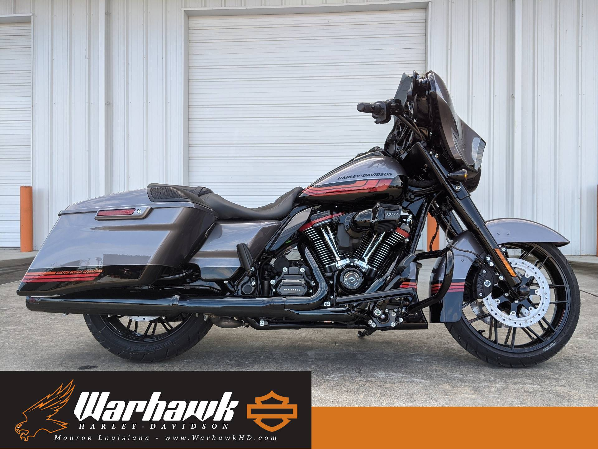 2020 Harley-Davidson CVO™ Street Glide® in Monroe, Louisiana - Photo 1