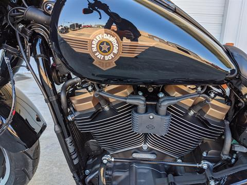 2020 Harley-Davidson Fat Boy® 114 30th Anniversary Limited Edition in Monroe, Louisiana - Photo 7