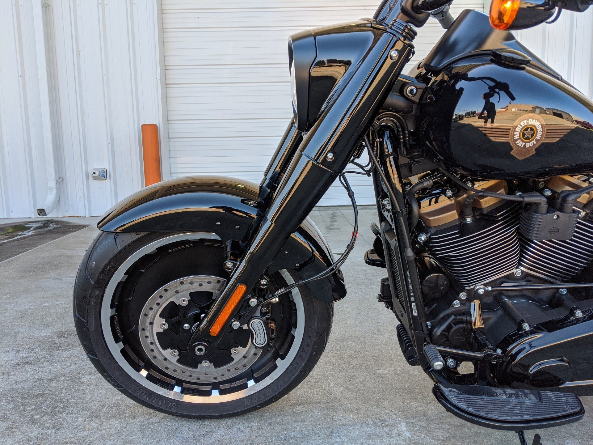 2020 Harley-Davidson Fat Boy® 114 30th Anniversary Limited Edition in Monroe, Louisiana - Photo 6