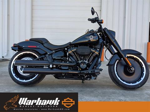 2020 Harley-Davidson Fat Boy® 114 30th Anniversary Limited Edition in Monroe, Louisiana - Photo 1