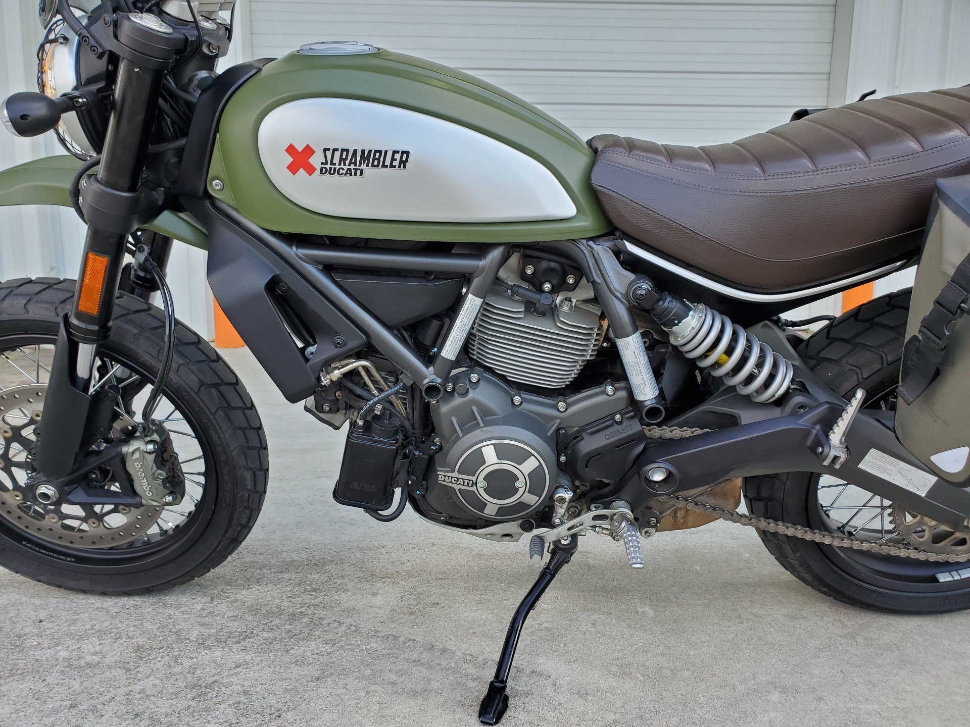 2016 Ducati Scrambler Urban Enduro in Monroe, Louisiana - Photo 8