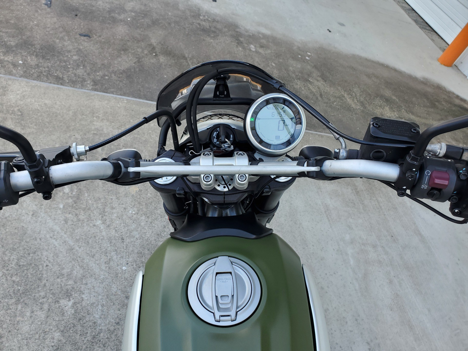 2016 Ducati Scrambler Urban Enduro in Monroe, Louisiana - Photo 12