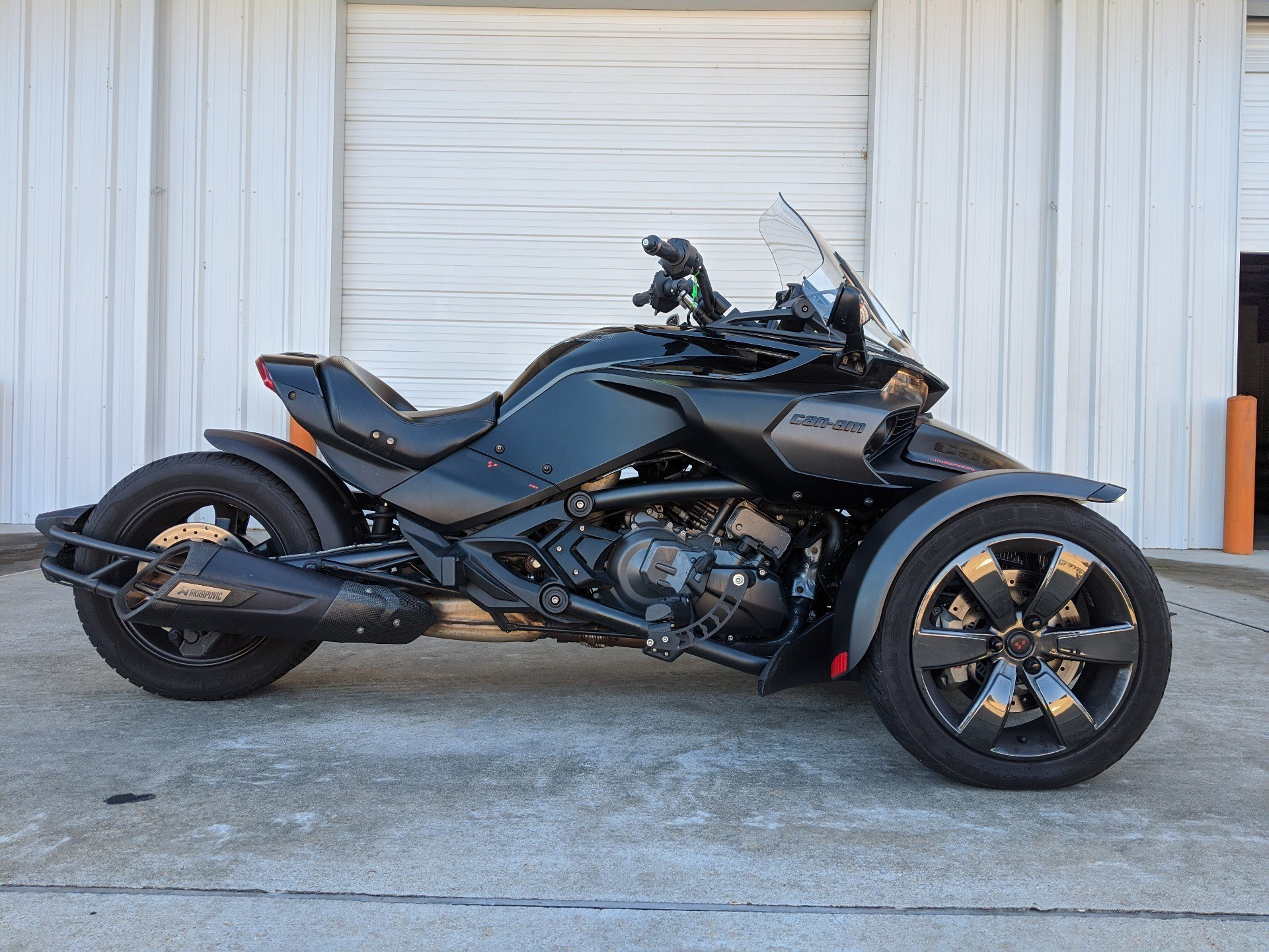2016 Can-Am Spyder F3 Limited in Monroe, Louisiana - Photo 1