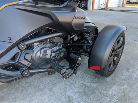 2016 Can-Am Spyder F3 Limited in Monroe, Louisiana - Photo 5