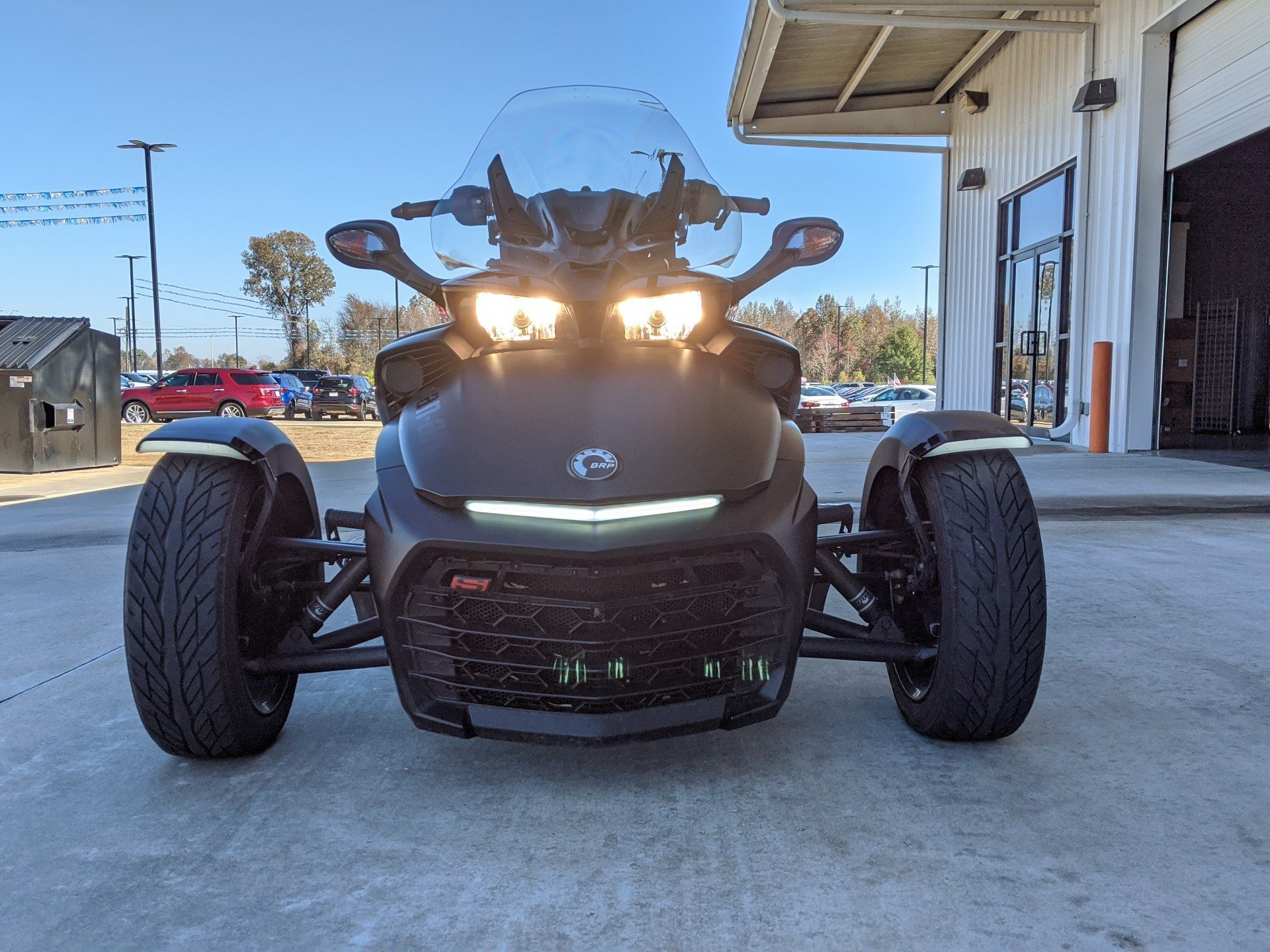 2016 Can-Am Spyder F3 Limited in Monroe, Louisiana - Photo 10