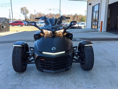 2016 Can-Am Spyder F3 Limited in Monroe, Louisiana - Photo 11