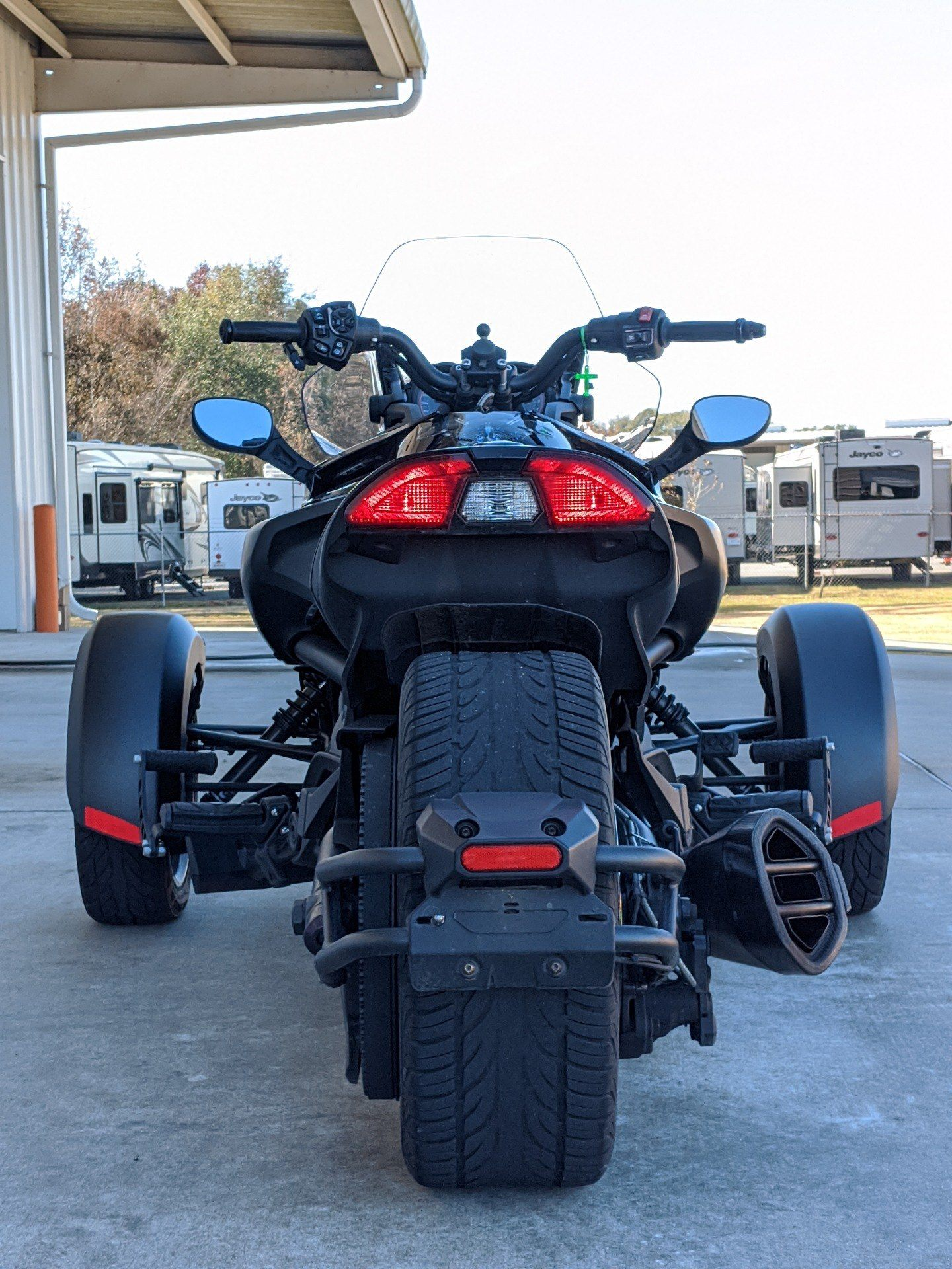 2016 Can-Am Spyder F3 Limited in Monroe, Louisiana - Photo 14