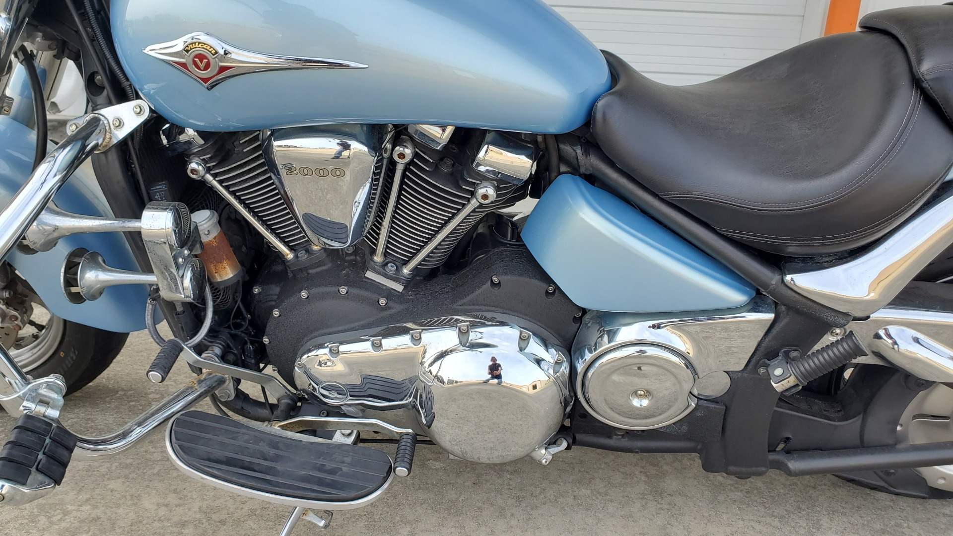 2004 kawasaki vulcan 2000 for sale near me - Photo 7