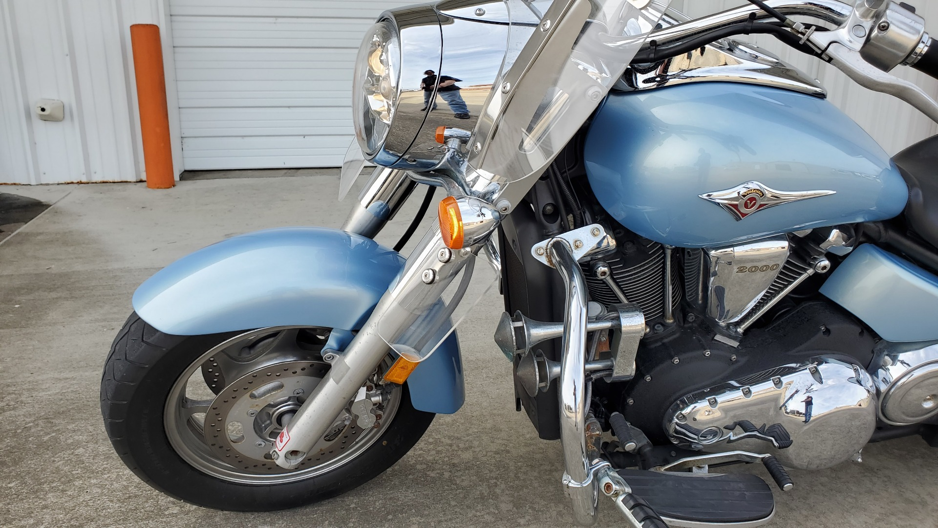 2004 kawasaki vulcan 2000 for sale near me - Photo 6