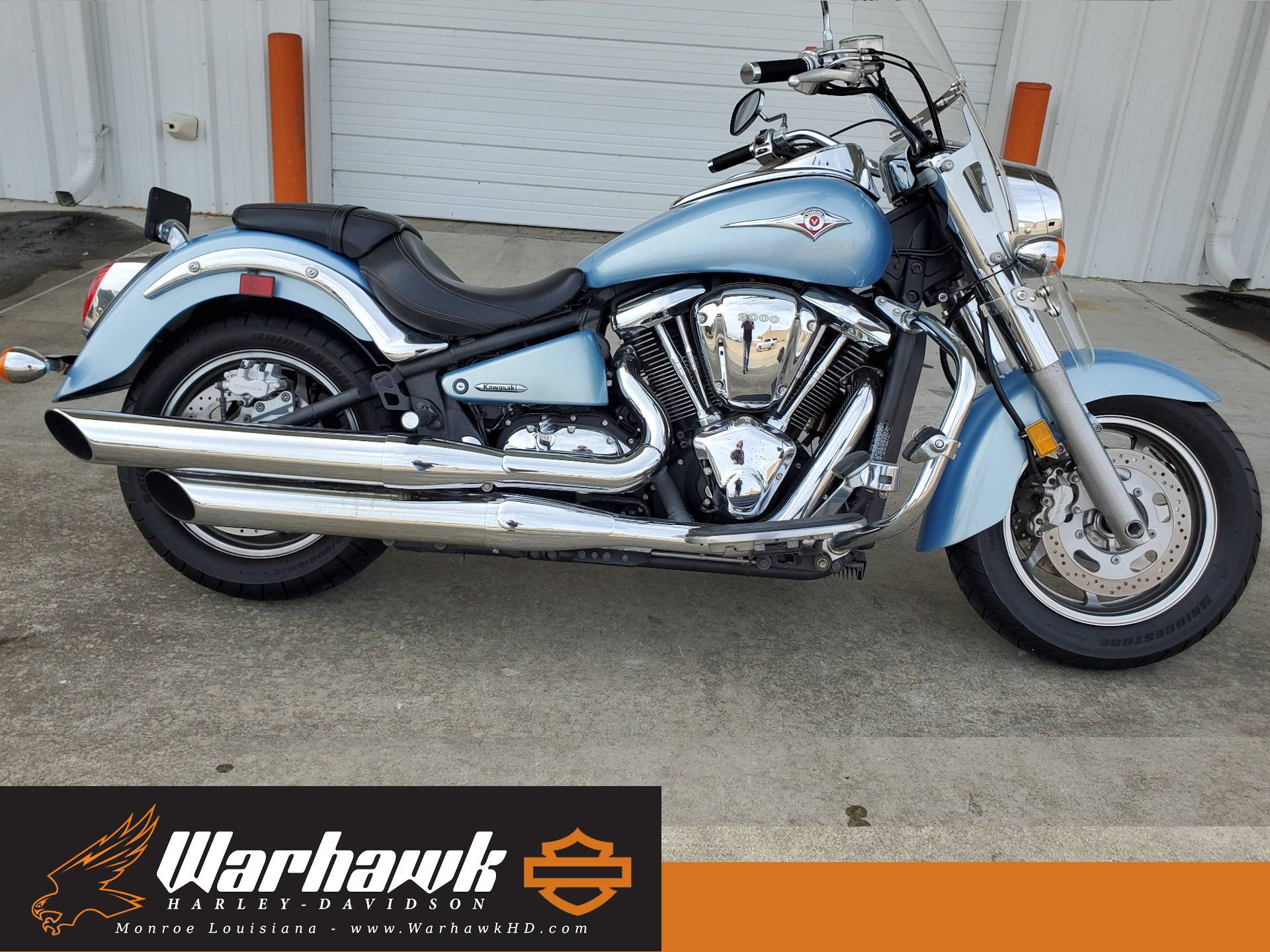 2004 kawasaki vulcan 2000 for sale near me - Photo 1