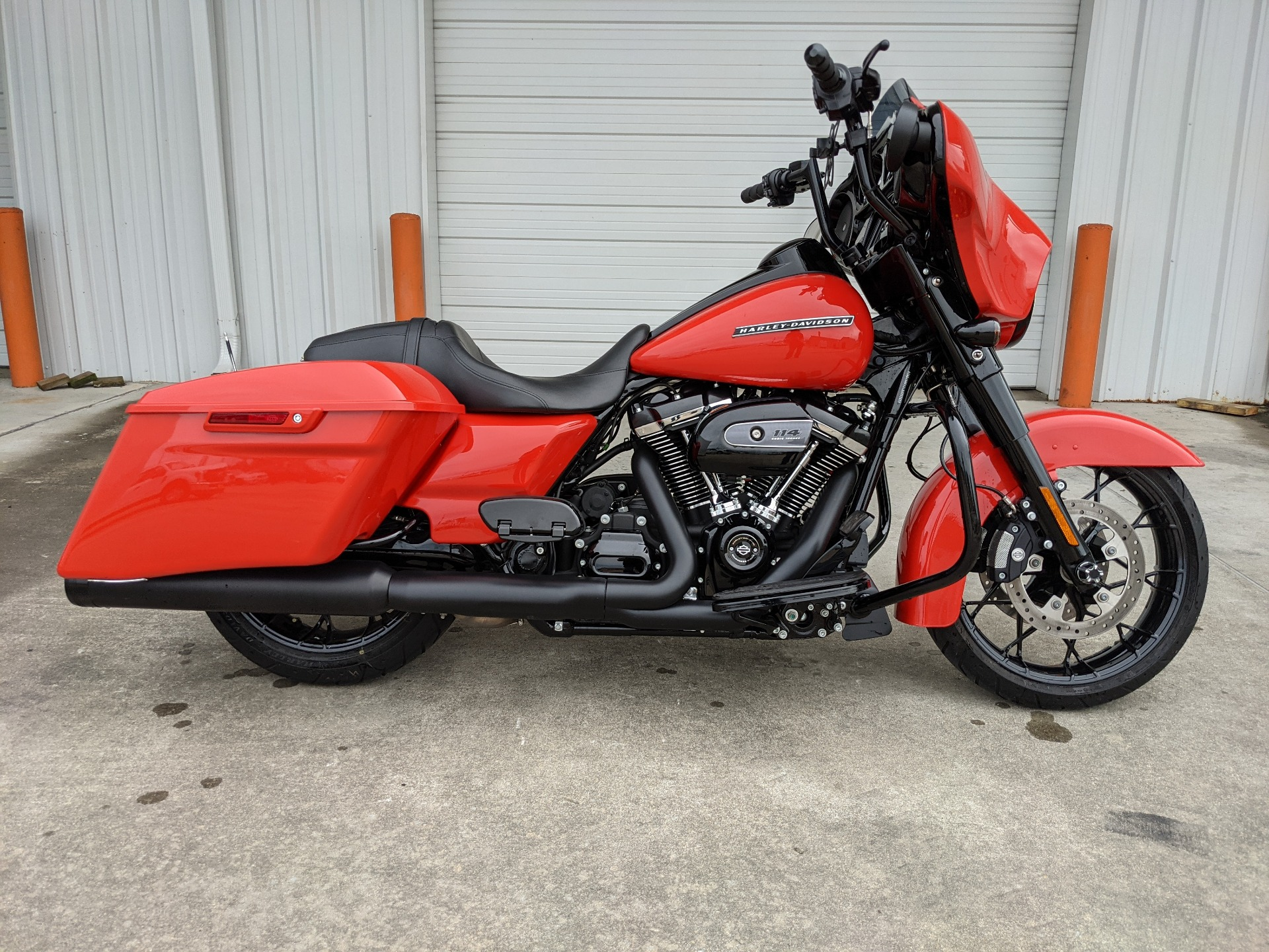2020 Harley-Davidson Street Glide Special for sale low miles - Photo 13