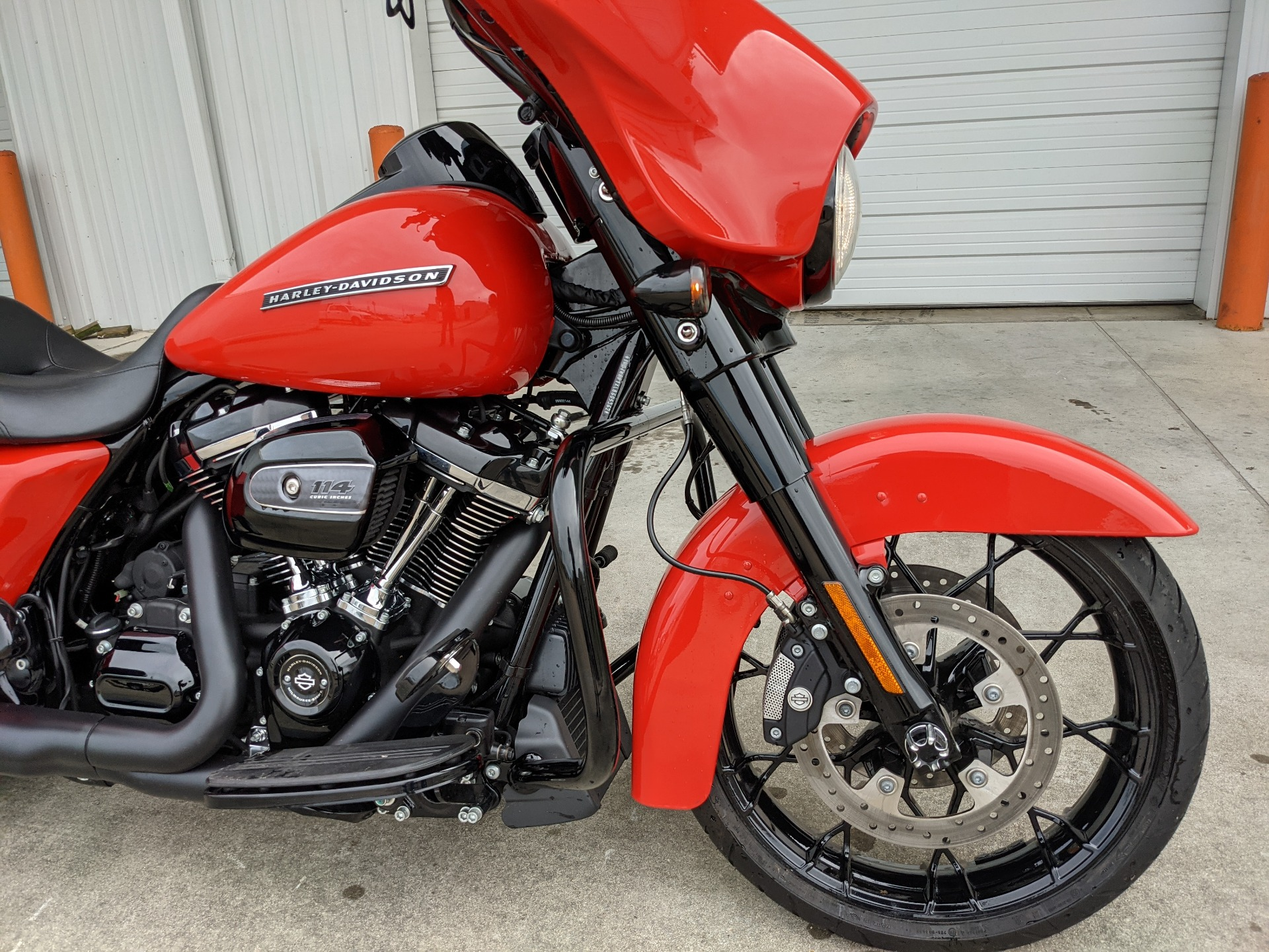 2020 Harley-Davidson Street Glide Special for sale low miles - Photo 3