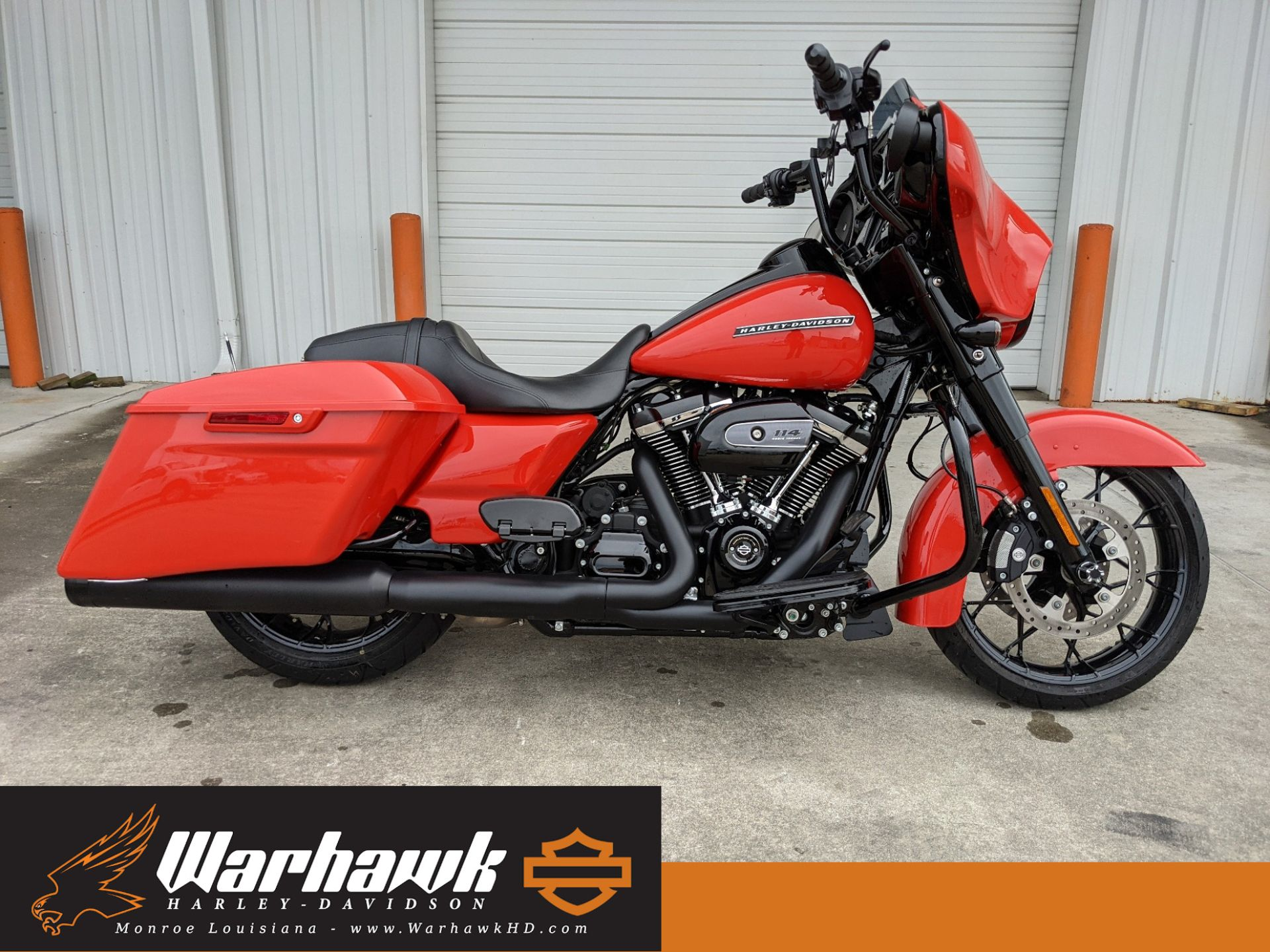 2020 Harley-Davidson Street Glide Special for sale low miles - Photo 1