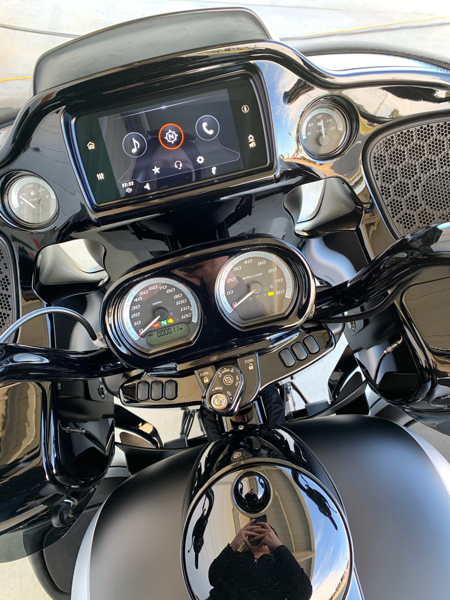 2020 Harley-Davidson Road Glide® Limited in Monroe, Louisiana - Photo 5