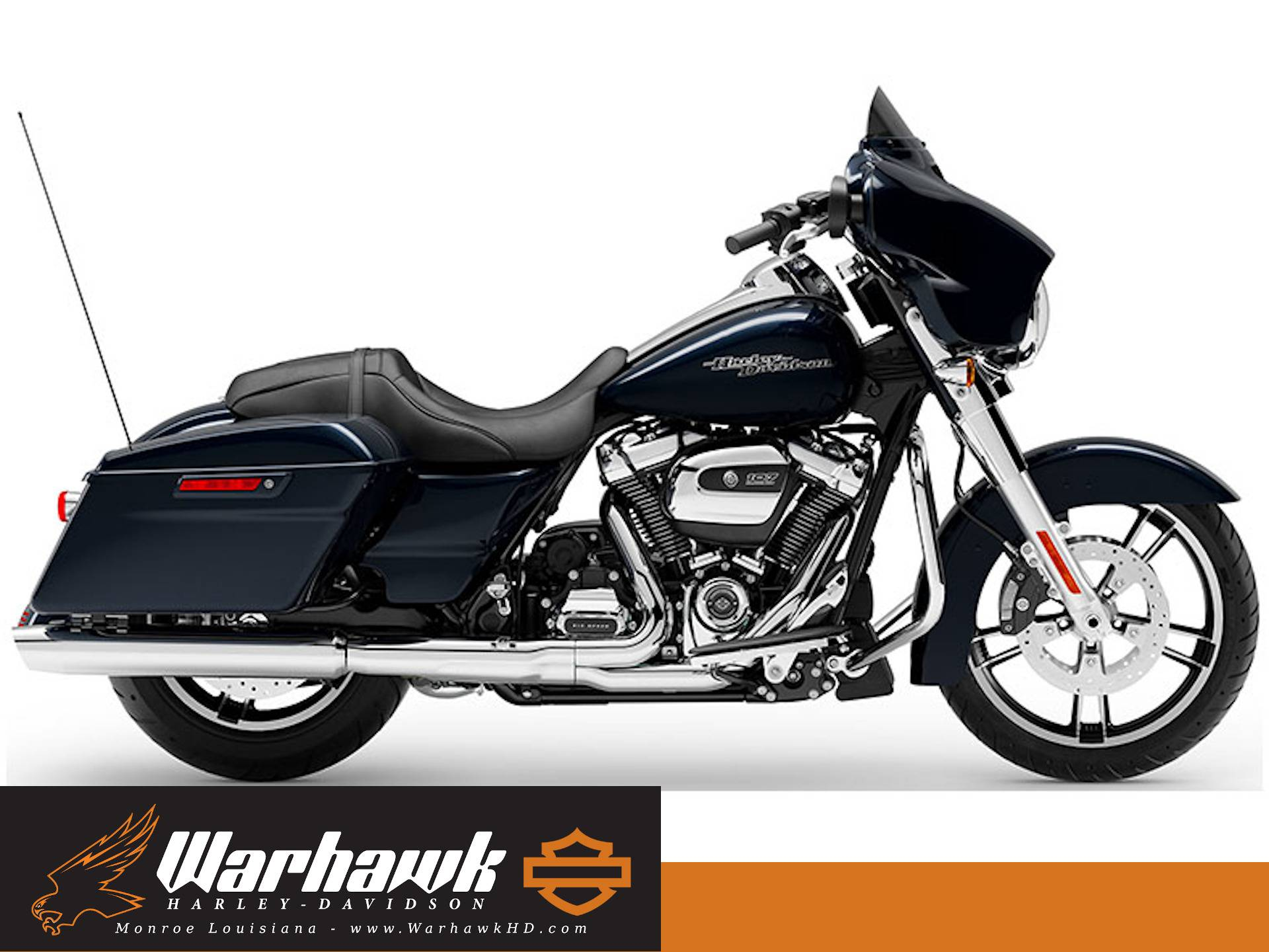 2019 Harley-Davidson Street Glide® in Monroe, Louisiana - Photo 1