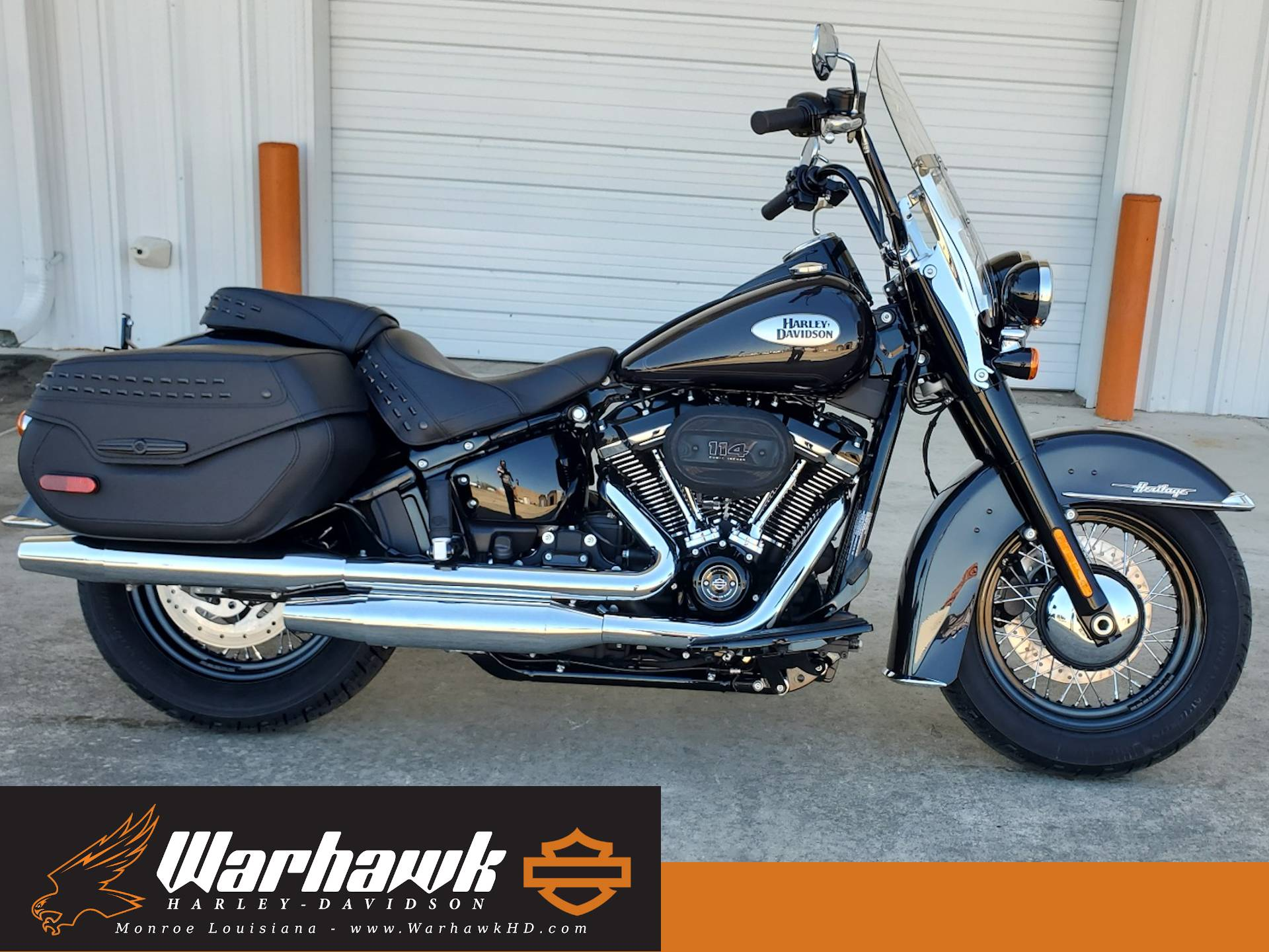 2021 Harley Heritage for sale near me - Photo 1
