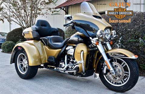 2017 Harley-Davidson Tri Glide® Ultra in Scott, Louisiana - Photo 1