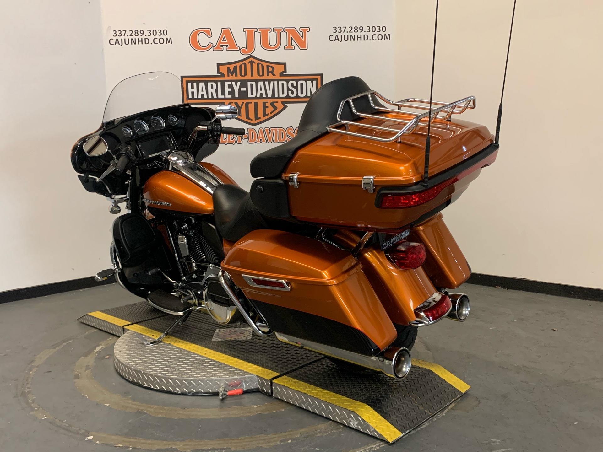 2016 Harley-Davidson Ultra Limited in Scott, Louisiana - Photo 6