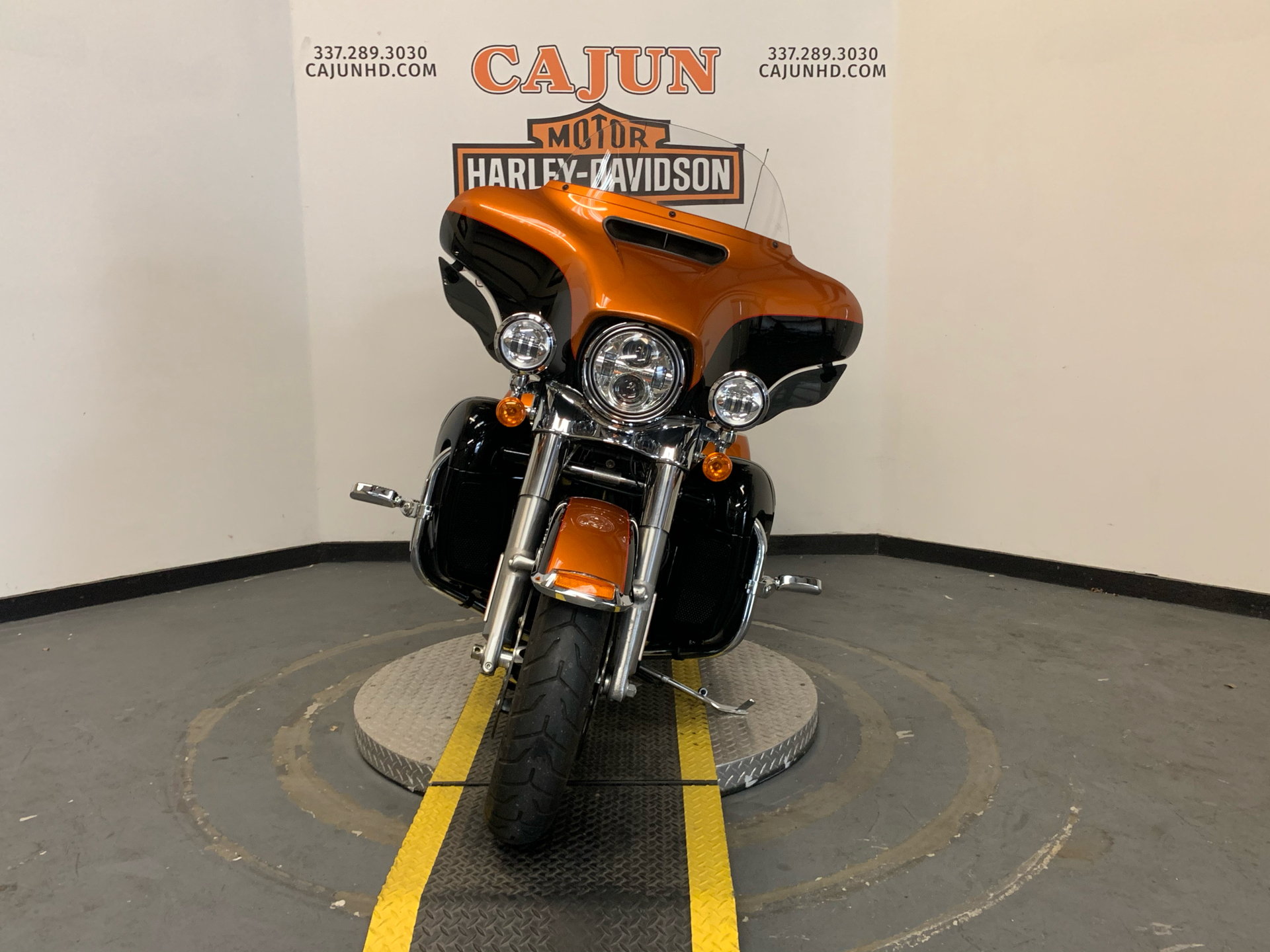 2016 Harley-Davidson Ultra Limited in Scott, Louisiana - Photo 7