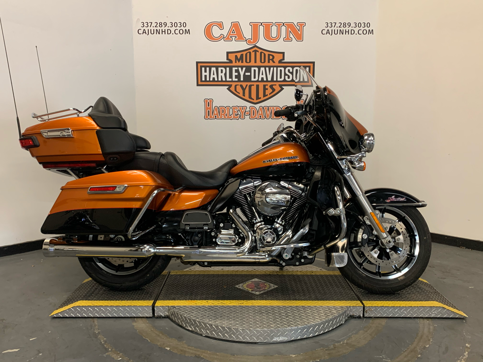2016 Harley-Davidson Ultra Limited in Scott, Louisiana - Photo 1