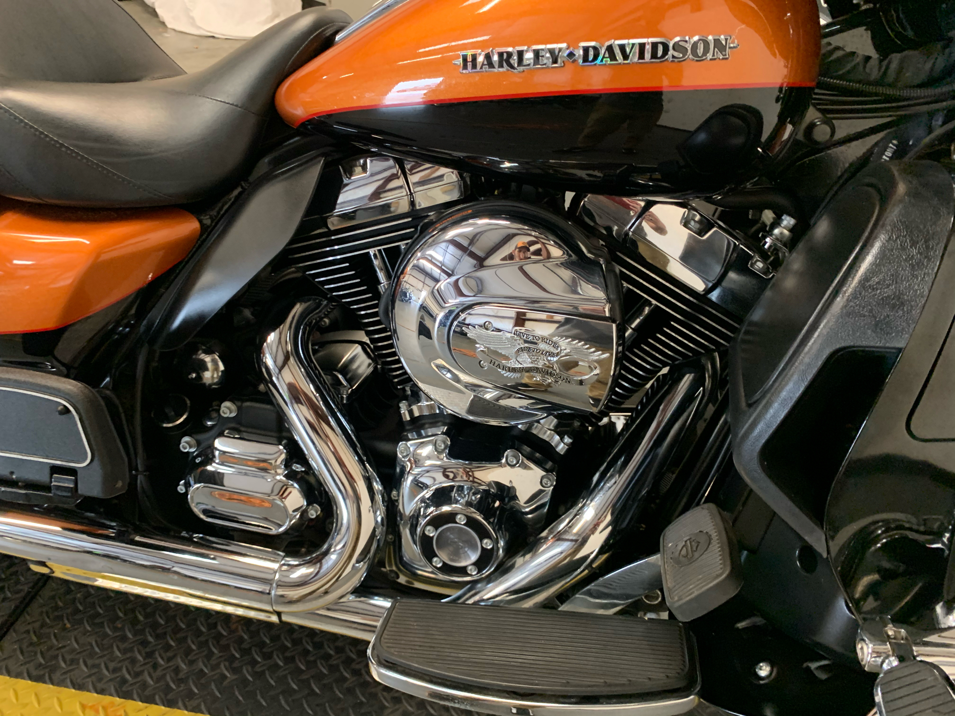 2016 Harley-Davidson Ultra Limited in Scott, Louisiana - Photo 9