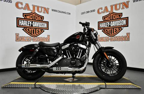 2020 Harley-Davidson Forty-Eight® in Scott, Louisiana - Photo 1