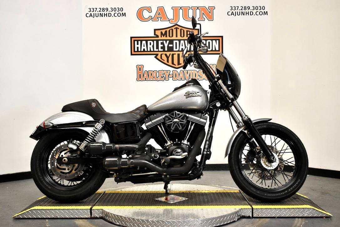 2015 Harley-Davidson Street Bob® in Scott, Louisiana - Photo 1