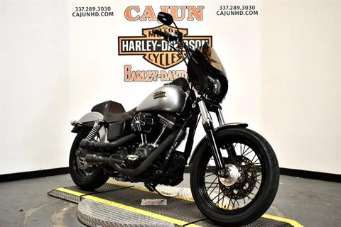 2015 Harley-Davidson Street Bob® in Scott, Louisiana - Photo 2