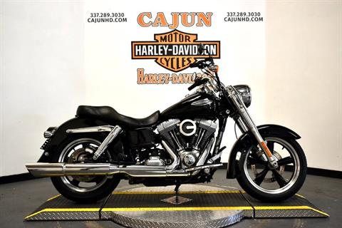 2012 Harley-Davidson Dyna® Switchback in Scott, Louisiana - Photo 1