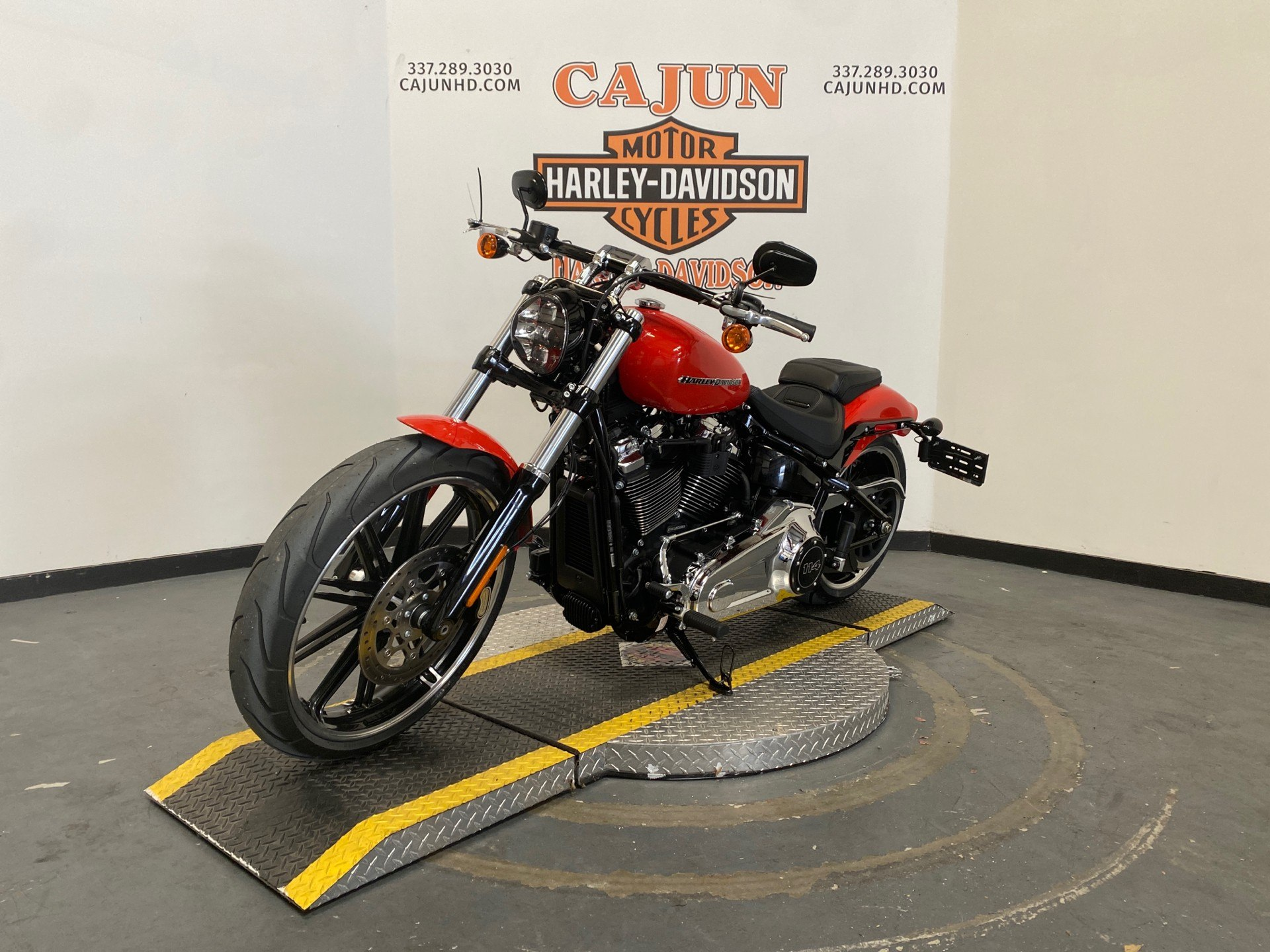 2020 Harley-Davidson Breakout® 114 in Scott, Louisiana - Photo 5