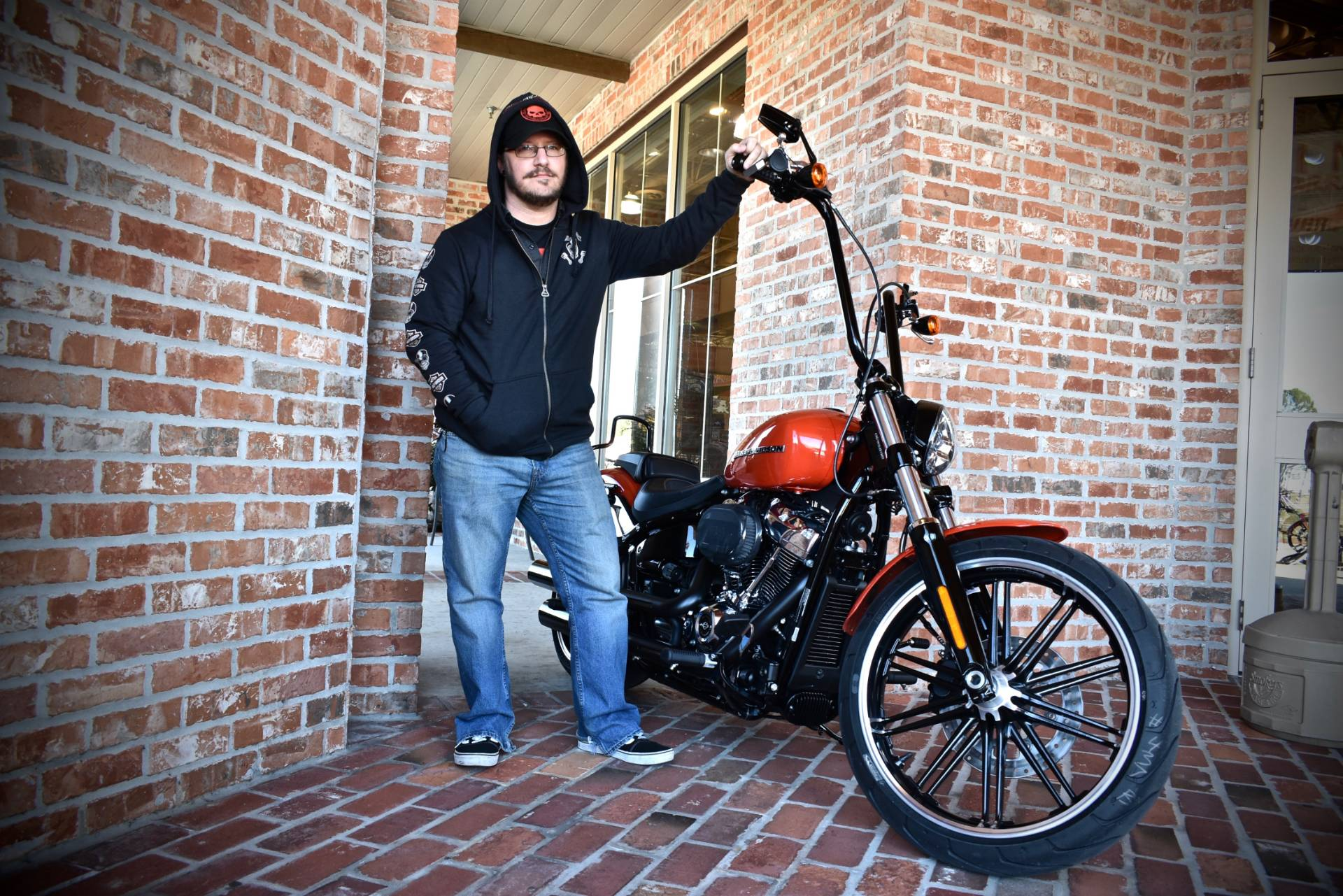 2020 Harley-Davidson Breakout® 114 in Scott, Louisiana - Photo 2