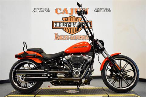 2020 Harley-Davidson Breakout® 114 in Scott, Louisiana - Photo 1