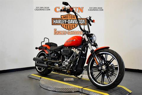 2020 Harley-Davidson Breakout® 114 in Scott, Louisiana - Photo 7