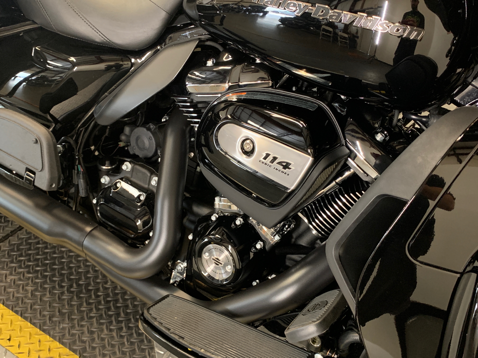 2021 Harley-Davidson Ultra Limited in Scott, Louisiana - Photo 9